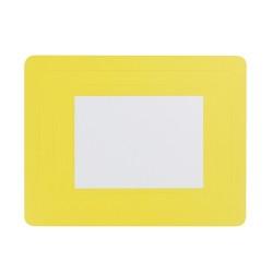 Pictium fényképtartós egérpad, sárga