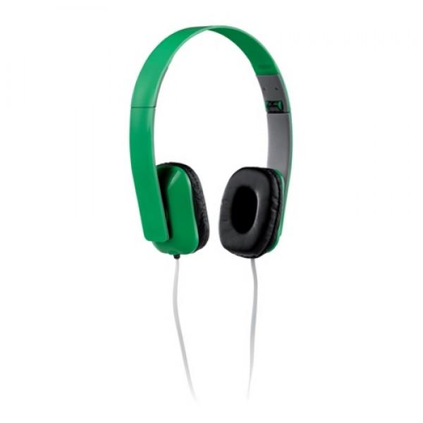 Yomax fejhallgató, zöld