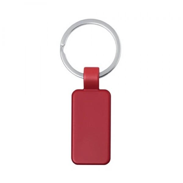 Doros kulcstartó, piros