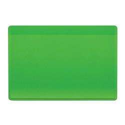 Kazak bankkártya tartó, zöld