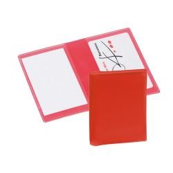 Letrix bankkártya tartó, piros