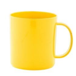 Witar bögre, sárga
