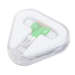 Surix fülhallgató, zöld