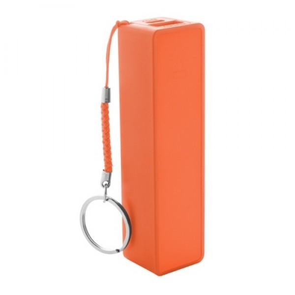 Kanlep USB power bank, narancssárga