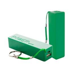 Kanlep USB power bank, zöld