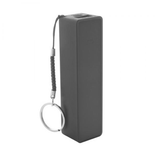 Kanlep USB power bank, fekete