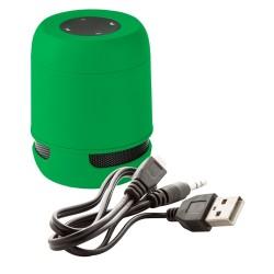 Braiss bluetooth hangszóró, zöld