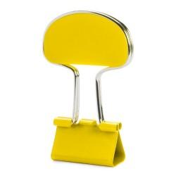 Yonsy jegyzetcsipesz, sárga