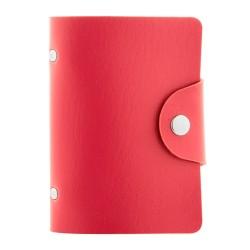Midel bankkártya tartó, piros