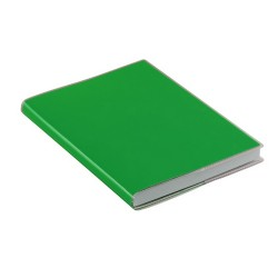 Taigan jegyzetfüzet, zöld