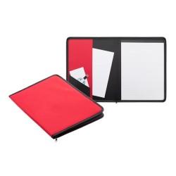 Tendex A4 mappa jegyzetfüzettel, piros