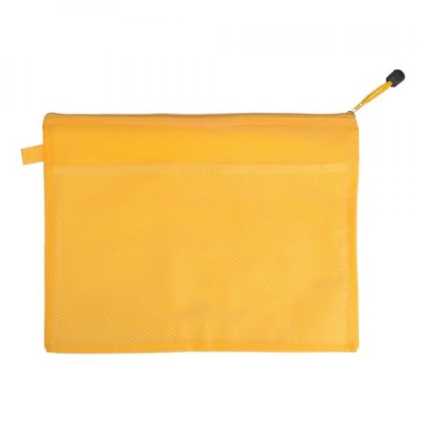 Bonx irattáska, sárga