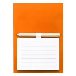 Yakari mágneses jegyzetlap, narancssárga