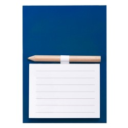 Yakari mágneses jegyzetlap, kék