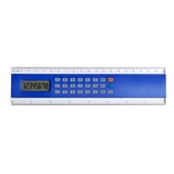 Profex vonalzó számológéppel, kék