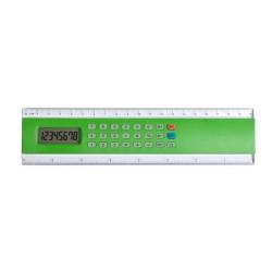 Profex vonalzó számológéppel, zöld