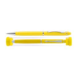 Bolcon érintőképernyős golyóstoll, sárga