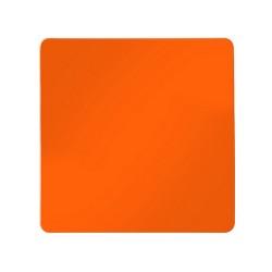 Daken hűtőmágnes, narancssárga