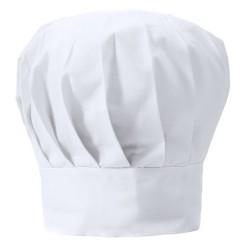 Nilson szakács sapka, fehér