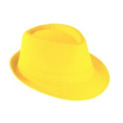 Likos kalap, sárga