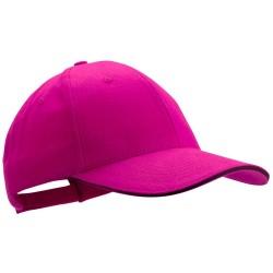 Rubec baseball sapka, pink