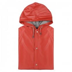 Hinbow esőkabát , piros-XL
