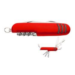 Shakon multifunkcionális bicska, piros