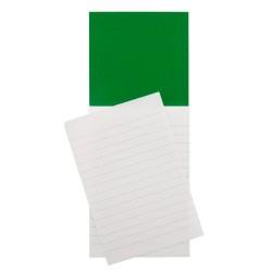 Sylox jegyzettömb, zöld