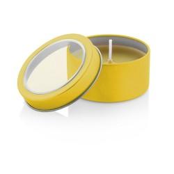 Sioko gyertya, sárga