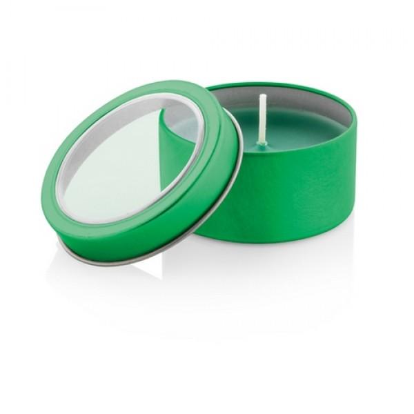 Sioko gyertya, zöld