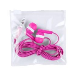 Celter fülhallgatók, pink
