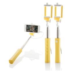Kroper selfie bot, sárga