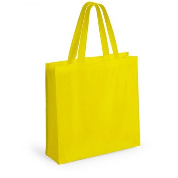 Natia bevásárlótáska, sárga