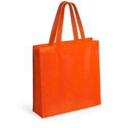 Natia bevásárlótáska, narancssárga