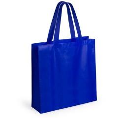 Natia bevásárlótáska, kék