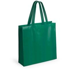Natia bevásárlótáska, zöld