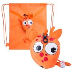 Kissa hátizsák, narancssárga