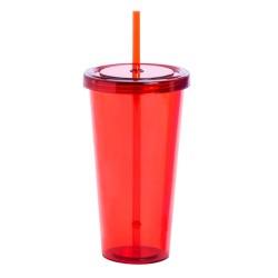 Trinox pohár, piros