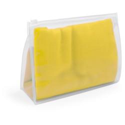 Rosix strand kendő, sárga
