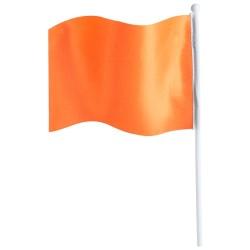 Rolof zászló, narancssárga