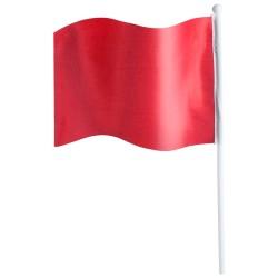 Rolof zászló, piros
