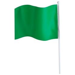 Rolof zászló, zöld