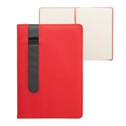 Merton jegyzetfüzet, piros
