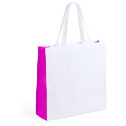 Decal bevásárlótáska, pink