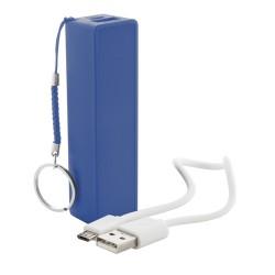 Youter USB power bank, kék