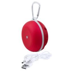 Audric bluetooth hangszóró, piros
