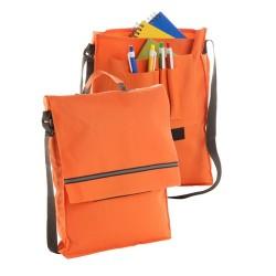 Milan irattartó táska, narancssárga