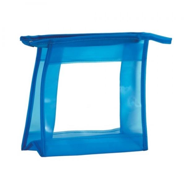 Aquarium kozmetikai táska, kék