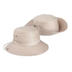 Safari kalap, zöld