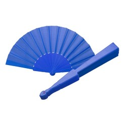 Tela legyező, kék